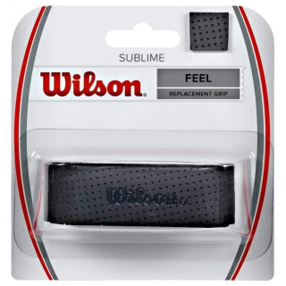Wilson Sublime Tennis Racquet Replacement Grip (Black)