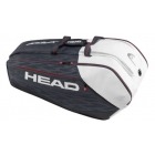 Head 2017 Djokovic Series 12R Monstercombi Tennis Bag - Head Djokovic Backpack & Tennis Bag Series