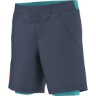 Adidas Men's adiZero Short (Dark Blue/ Green) - Adidas Men's Apparel