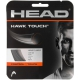 Head Hawk Touch 17g Tennis String, Red (Set) - Head Polyester Tennis String