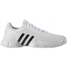 Adidas Men's Barricade 2016 Tennis Shoe (White/Navy/Silver) - Men's Tennis Shoes