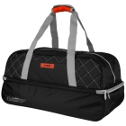 Volkl Tour Duffel Bag (Black/Silver) - Volkl