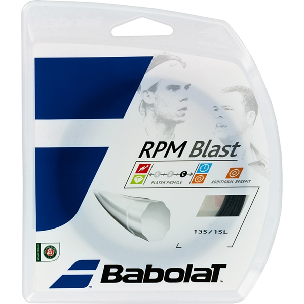 Babolat RPM Blast 15L Tennis String (Black)