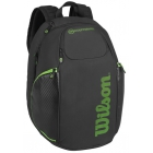 Wilson Blade Tennis Backpack (Black/Green) - MAP Products