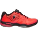 Prince Men's Warrior Tennis Shoe (Red/Black) - Tennis Shoes