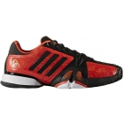 Adidas Men's Barricade Novak Pro Chinese New Year Tennis Shoes (Red/Black) - Adidas Barricade Tennis Shoes