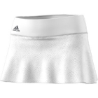 Adidas Women's London Line Tennis Skort, White - Tennis Apparel Brands