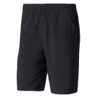 Adidas Men's Advantage Tennis Shorts (Black) - Men's Shorts