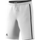 Adidas Men's Advantage Bermuda Tennis Shorts (White/Black) - MAP Products