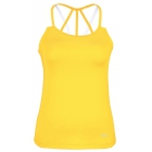 DUC Chic Women's Tennis Tank (Gold) - Women's Team Apparel