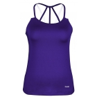 DUC Chic Women's Tennis Tank (Purple) - DUC Women's Team Tennis Tops