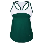 DUC Refreshing Women's Tennis Tank (Pine Green) - DUC Women's Team Tennis Tops