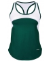 DUC Refreshing Women's Tennis Tank (Pine Green) - Women's Team Apparel
