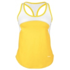 DUC Refreshing Women's Tennis Tank (Gold) - DUC Women's Team Tennis Tops