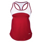 DUC Refreshing Women's Tennis Tank (Cardinal) - Women's Team Apparel
