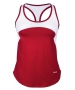 DUC Refreshing Women's Tennis Tank (Cardinal) [SALE] - Inventory Blowout! Save up to 70% on In-Stock Items