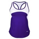 DUC Refreshing Women's Tennis Tank (Purple) - DUC Women's Team Tennis Tops