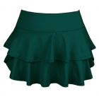 DUC Belle Women's Tennis Skirt (Pine Green) -