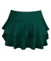 DUC Belle Women's Tennis Skirt (Pine Green) - Women's Skirts