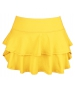 DUC Belle Women's Tennis Skirt (Gold) - Women's Skirts