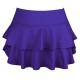 DUC Belle Women's Tennis Skirt (Purple) - Women's Skirts & Skorts