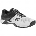 Yonex Men's Power Cushion Eclipsion II Tennis Shoe (White/Black) - Yonex Tennis Shoes