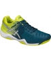 Asics Men's Gel Resolution 7 Tennis Shoes (Ink Blue/Sulphur Springs/White) - Lightweight Tennis Shoes