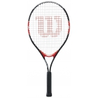 Wilson Federer Junior 25 Inch Tennis Racquet - Show Your Colors. Shop Red, White & Blue Tennis Gear.