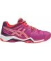 Asics Women's Gel Resolution 6 Shoes (Berry/ Coral/ Plum) - How To Choose Tennis Shoes
