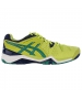 Asics Men's Gel Resolution 6 Shoes (Lime/ Pine/ Indigo) - How To Choose Tennis Shoes
