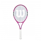 Wilson Burn Pink 25 Junior Tennis Racquet - Wilson Junior Tennis Racquets