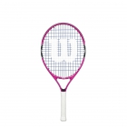 Wilson Burn Pink 23 Junior Tennis Racquet - Tennis Racquets For Kids 7 & 8 Years Old