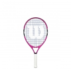 Wilson Burn Pink 21 Junior Tennis Racquet - Tennis Racquets For Kids 5 & 6 Years Old