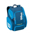 Wilson Tour V Large Backpack (Blue) - New Tennis Bags
