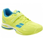 Babolat 2016 Women's Propulse BPM All Court Tennis Shoes (Yellow) - Tennis Shoes Sale