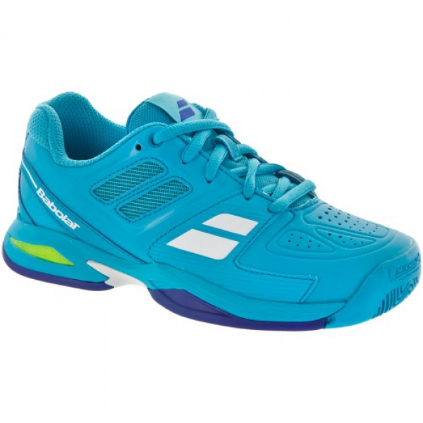 babolat propulse team junior tennis shoes blue from do