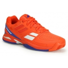Babolat Propulse Team Junior Tennis Shoes (Red) - Tennis Shoes