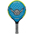 Viking Smash JR Platform Tennis Paddle (Blk/ Gry/ Grn) - Other Racquet Sports