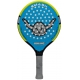 Viking Smash JR Platform Tennis Paddle (Blk/ Gry/ Grn) - Viking