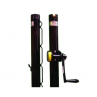 Har-Tru Advantage External-Wind Post -