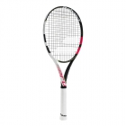 Babolat Pure Aero Lite Pink Tennis Racquet - Babolat Tennis Racquets, Shoes, Bags and More #TennisRunsInOurBlood