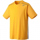 Yonex Men's Wawrinka Paris London Tennis V-Neck (Yellow) - Tennis Apparel