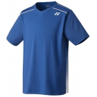 Yonex Men's Wawrinka Paris London Tennis V-Neck (Deep Blue) - Tennis Apparel