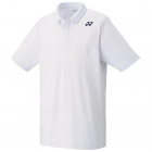 Yonex Men's Wawrinka Paris London Tennis Polo (White) - Men's Polo Shirts