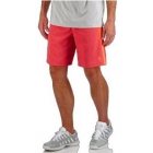 K-Swiss Men's Challenger Tennis Short (Rose/Neon Blaze) - Shop the Best Selection of Tennis Apparel