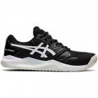 Asics Men's Gel-Challenger 13 Tennis Shoes (Black/White) -