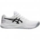 Asics Men's Gel-Challenger 13 Tennis Shoes (White/Black) -