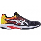Asics Men's Solution Speed FF Tennis Shoes (Koi/White) - Asics Tennis Shoes