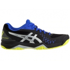 Asics Men's GEL-Challenger 12 Tennis Shoes (Black/Silver) - Asics Tennis Shoes