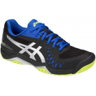 Asics Men's GEL-Challenger 12 Tennis Shoes (Black/Silver) - Types of Tennis Shoes